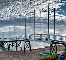Sorrento Sailing - Couta Boat Club by Michael Tuni