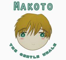 Makoto The Gentle Whale by OtakuFireLord