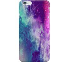 One Direction-Galaxy / New York Skyline iPhone Case/Skin