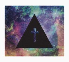 trippy cross by DreamClothing