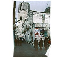 Torre dei Giganti 979 Monte S Angelo 198404050033  Poster
