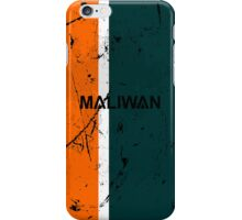 MALIWAN iPhone Case/Skin