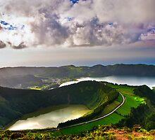 Azores by Fabio Bandera