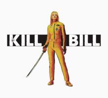 Kill Bill movie tribute... by f3mal3s