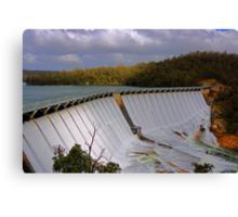 Wellington Dam - Collie Western Australia Canvas Print