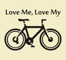Love Me, Love My Bicycle (lite) by KraPOW