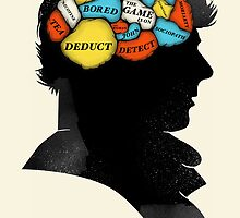 Sherlock Phrenology by LordWharts