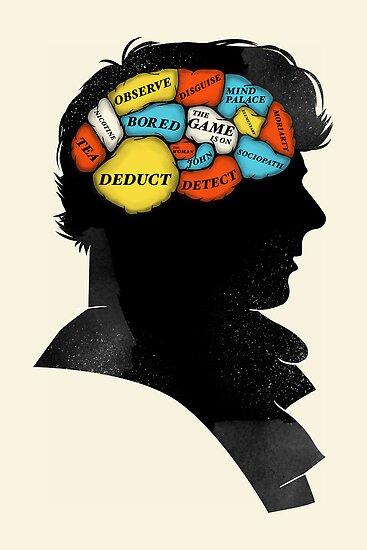 Sherlock Phrenology by LordWharts