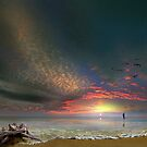 Sunset Stroll by Igor Zenin