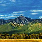 Mount Princeton Summer Sunset by Greg Summers