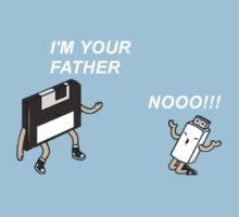 Floppy Father by STECAS