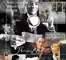 jeremy brett by arteology