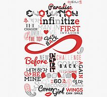 Infinite Evolution (Phone Case) by pinkbook