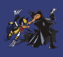 Duck Fight! by DarthBoard