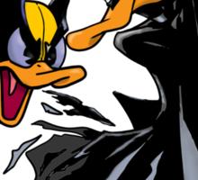 Duck Fight! Sticker