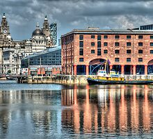 Albert Dock Liverpool by © Steve H Clark