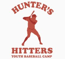 Hunter's Hitters (Orange Version) Kids Clothes