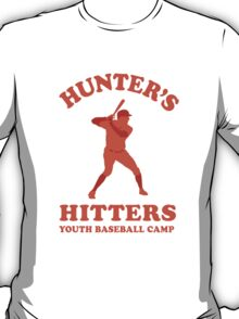 Hunter's Hitters (Orange Version) T-Shirt