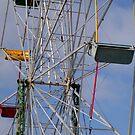 Ferris Wheel by WildestArt