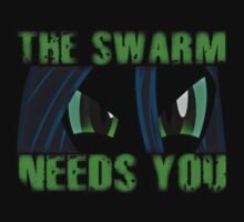 The Swarm Needs You (Chrysalis) by Cricage