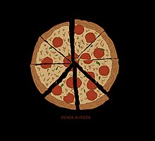 PEACE-A-PIZZA by Matt Dunne
