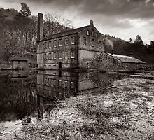 Gibson Mill by Steve Langton