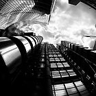 Lloyds Building London by delros