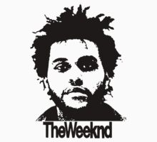The Weeknd by blckstrps29