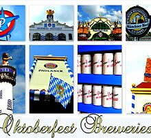 Oktoberfest Breweries by ©The Creative  Minds