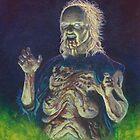 Henrietta Knowby (Evil Dead II) by Conrad Stryker