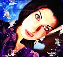 Amy Winehouse Love  by themighty