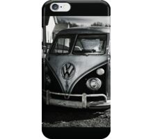 1965 VW Volkswagon Delux iPhone Case/Skin