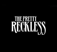 The Pretty Reckless Logo by dellycartwright
