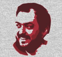 Kubrick Portrait - Red by portiswood