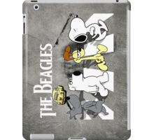 The Beagles iPad Case/Skin