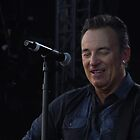 Bruce Springsteen Hard Rock Calling by JRHRphotography