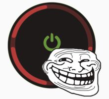 Red Ring of Death - Troll Face by ChrisButler
