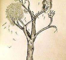 Daphne's Metamorphosis by Dan Sperrin