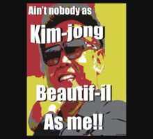 Kim jong beautif-il as me by skylar1146