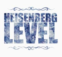 Heisenberg Level. by shadeprint