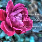 rose by DreamCatcher/ Kyrah Barbette L Hale