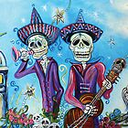 Secrets Of The Mariachi (All Saint's Day) by Laura Barbosa