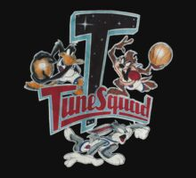 Tune Squad- Space Jam by ksanwal