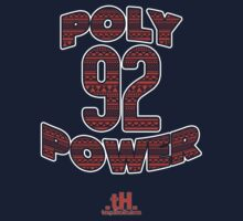 Poly Power Tee Kids Clothes