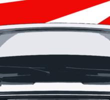 Land of the Datsun Sticker