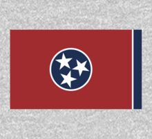 Tennessee Flag by cadellin