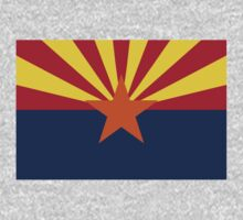 Arizona Flag by cadellin