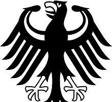 Bundesadler als Logo der deutschen Bundesorgane by boogeyman