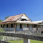 old house, old Grafton-Glen Innes Road by SharronS