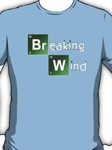 Breaking Wind - Parody T shirt T-Shirt